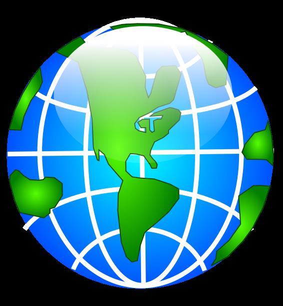 Planets earth science pencil. Clipart globe winter
