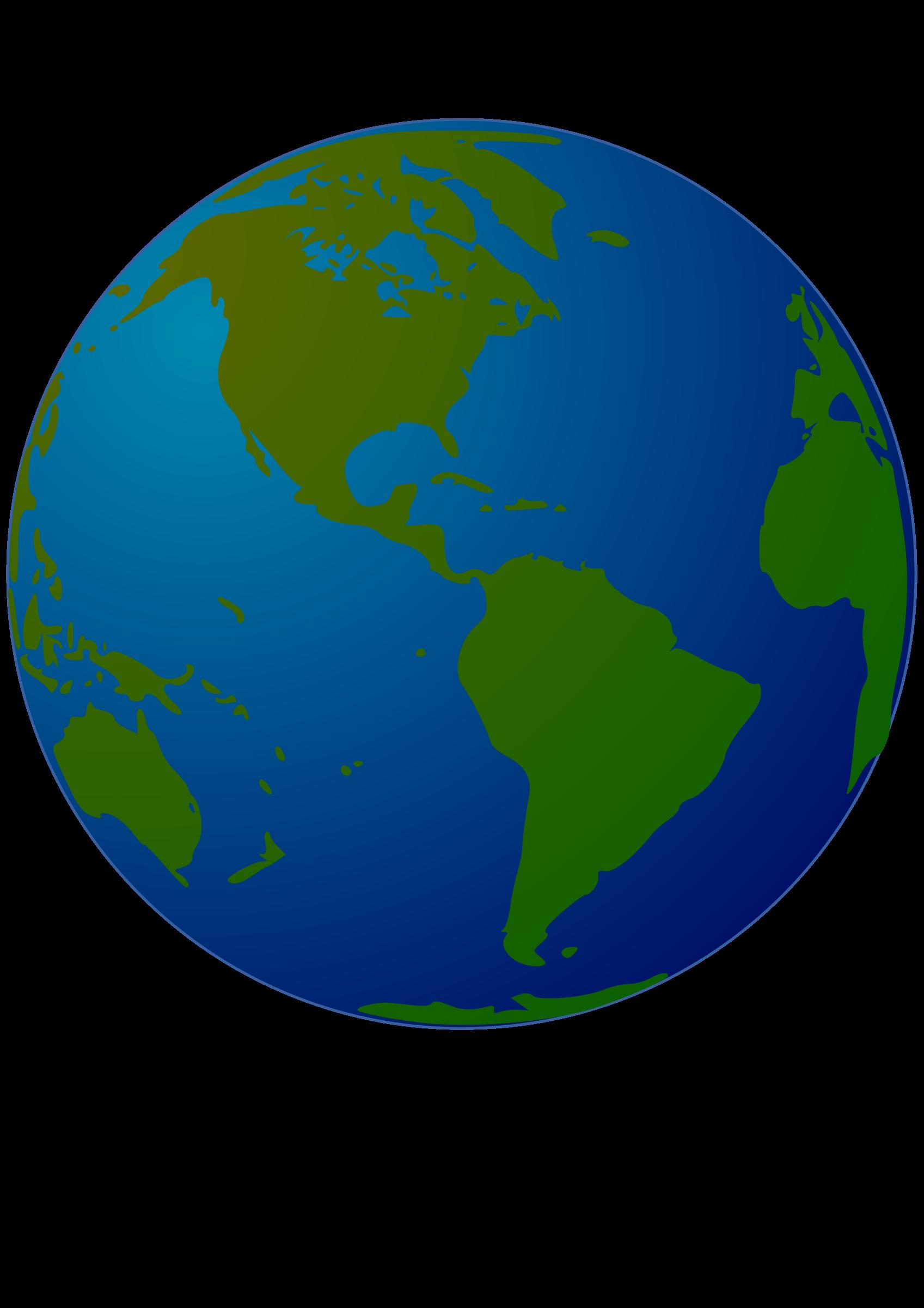 Globe big image png. Clipart world globle