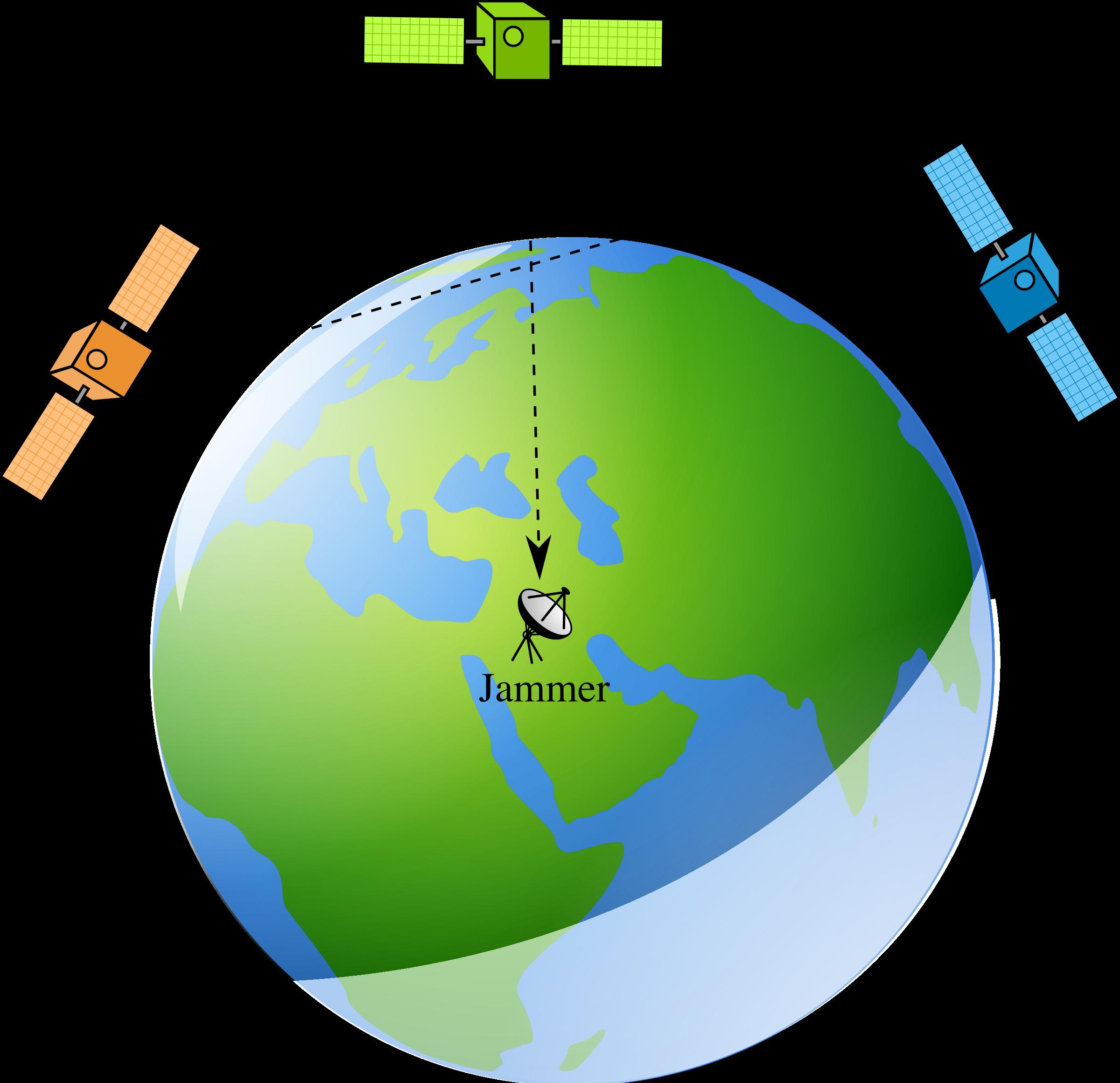 Clipart earth half. Satellite live