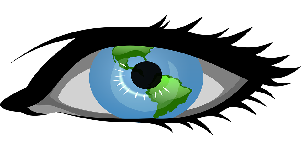 collection of earth. Eyeball clipart green eye