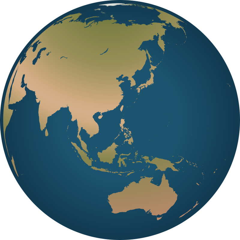 collection of free. Clipart earth half