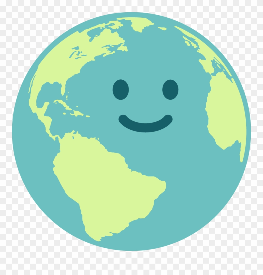 List of synonyms and. Clipart earth happy