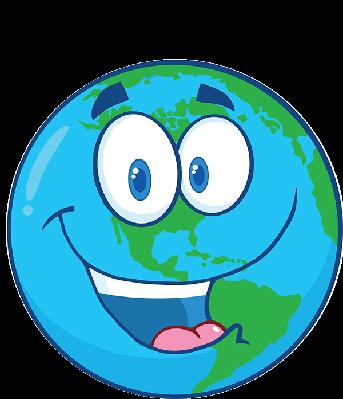 Clipart earth happy. Under text pbs learningmedia