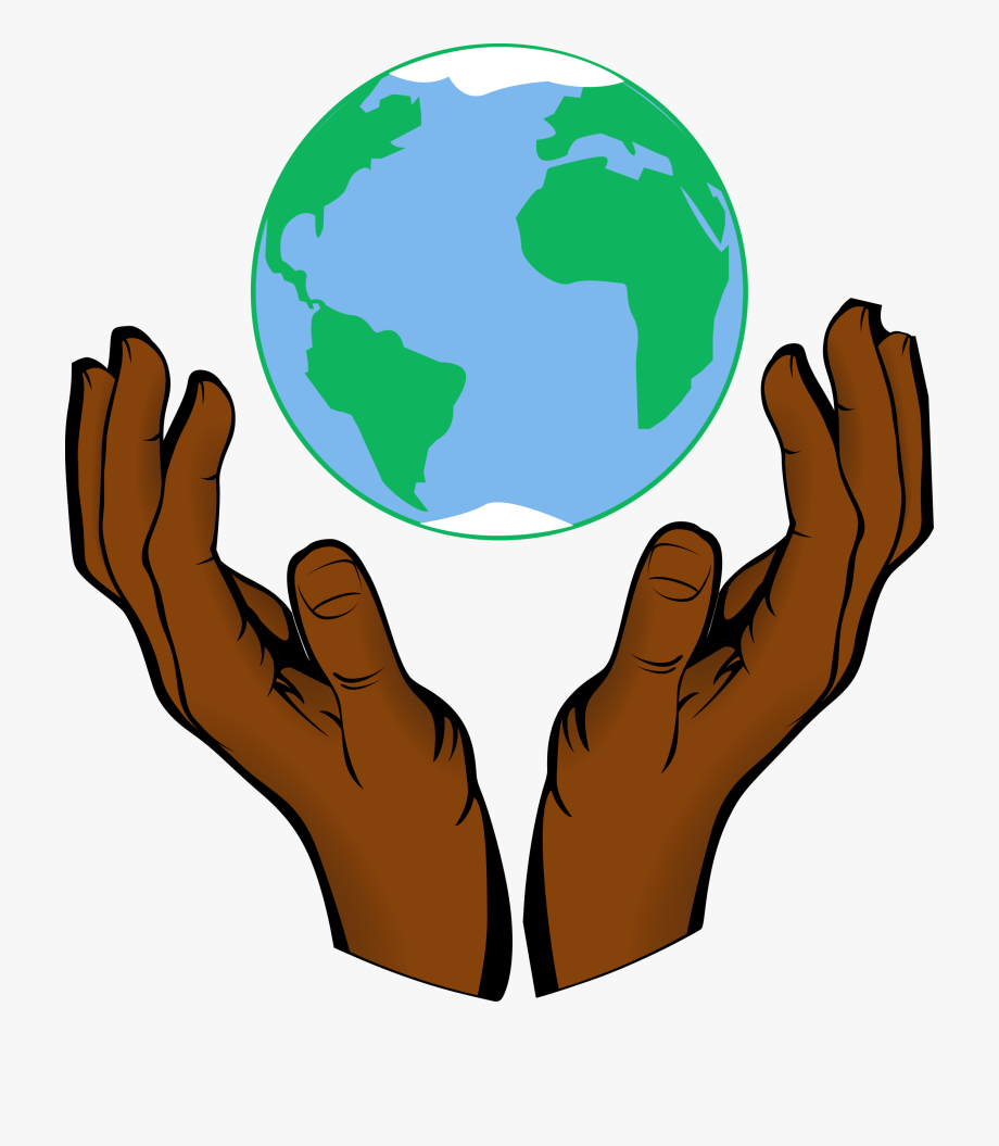 Clipart earth high quality. Collection of in hands