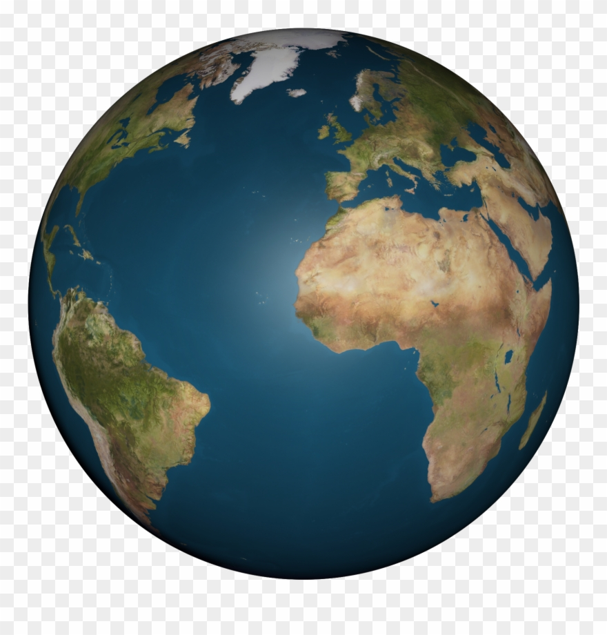 Planet png transparent . Clipart earth high resolution