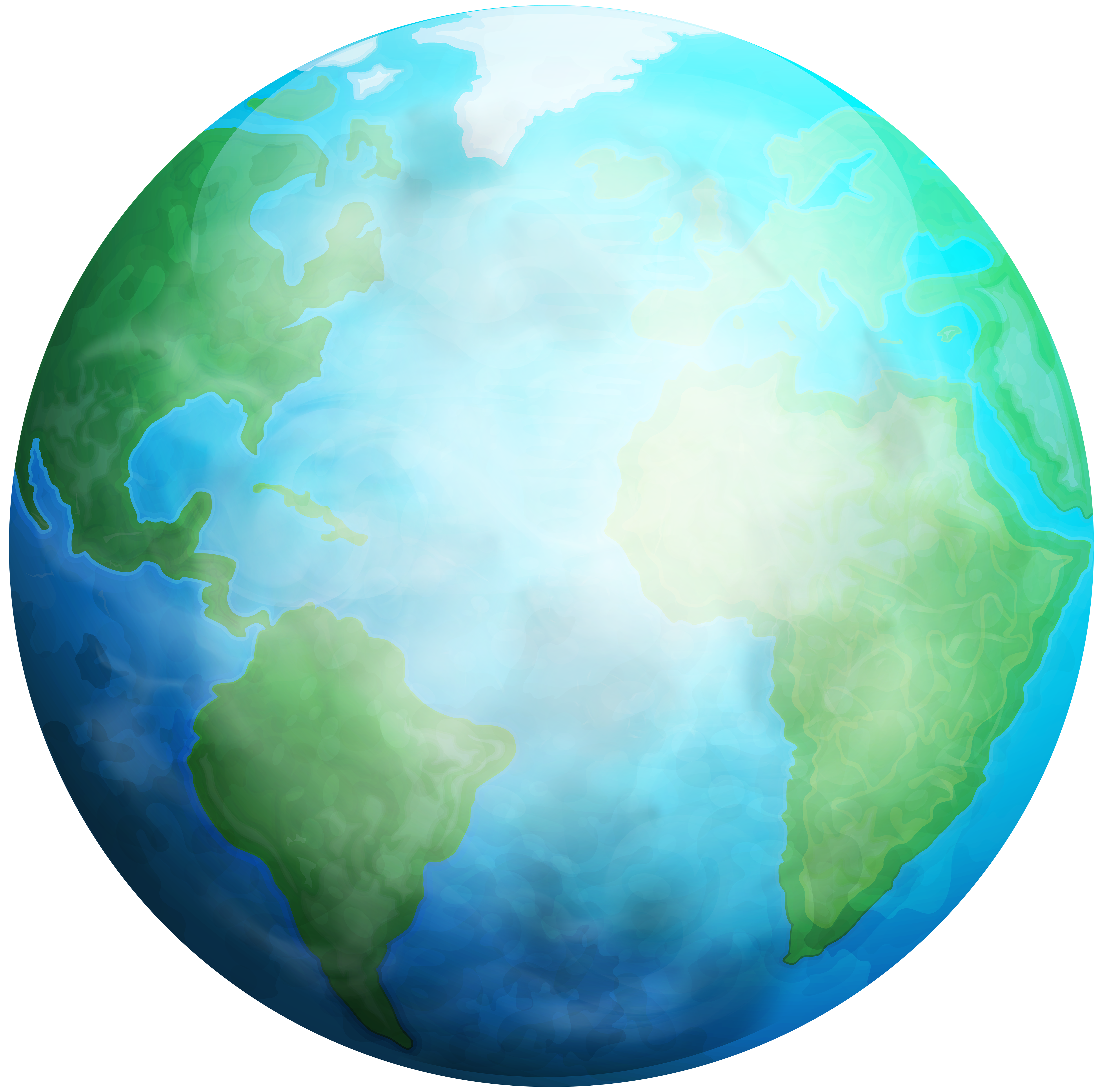 Clipart earth high resolution. Png clip art image