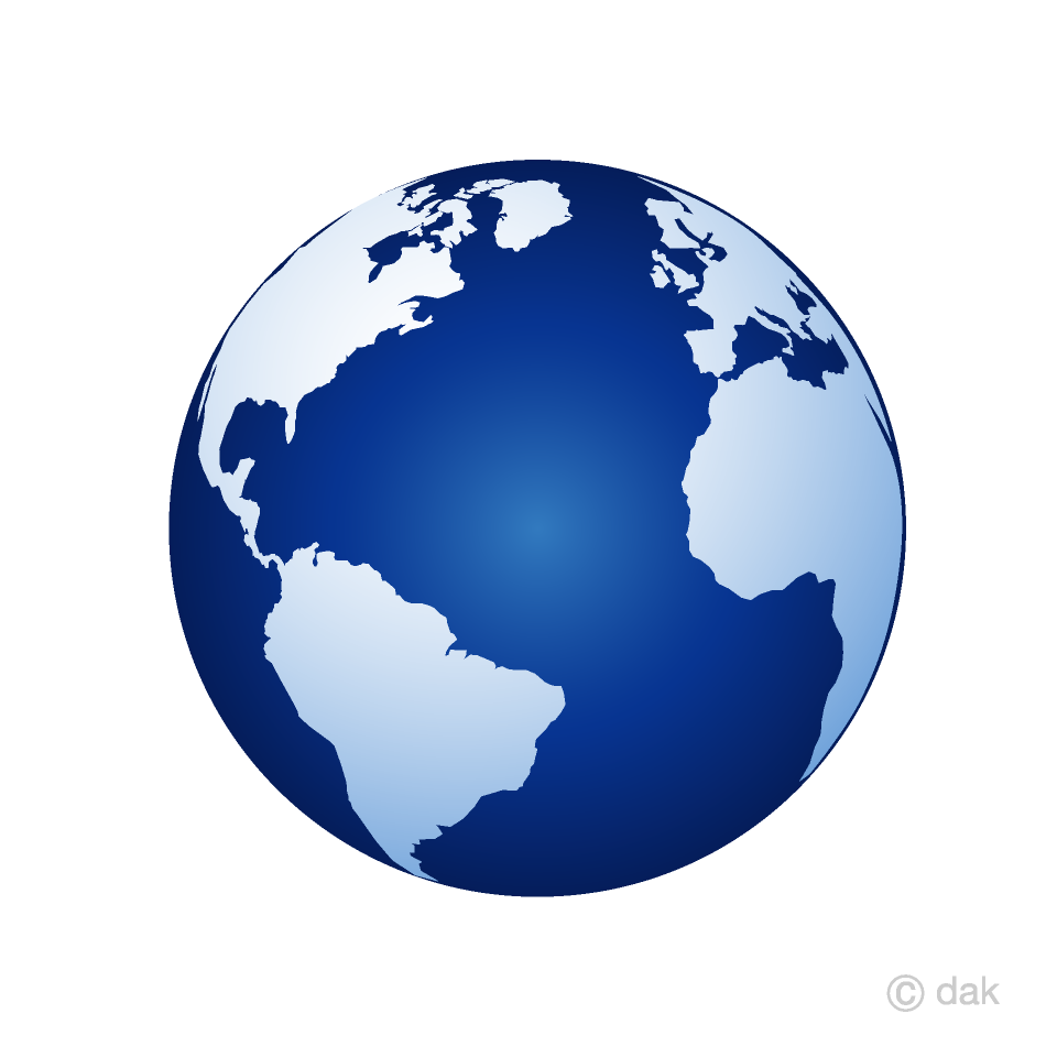 Clipart earth high resolution. Free picture illustoon