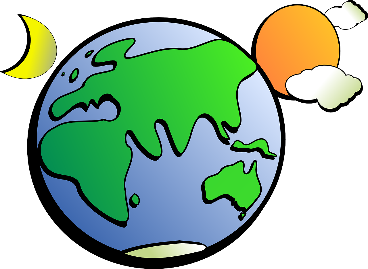 Facts about force push. Globe clipart ancient