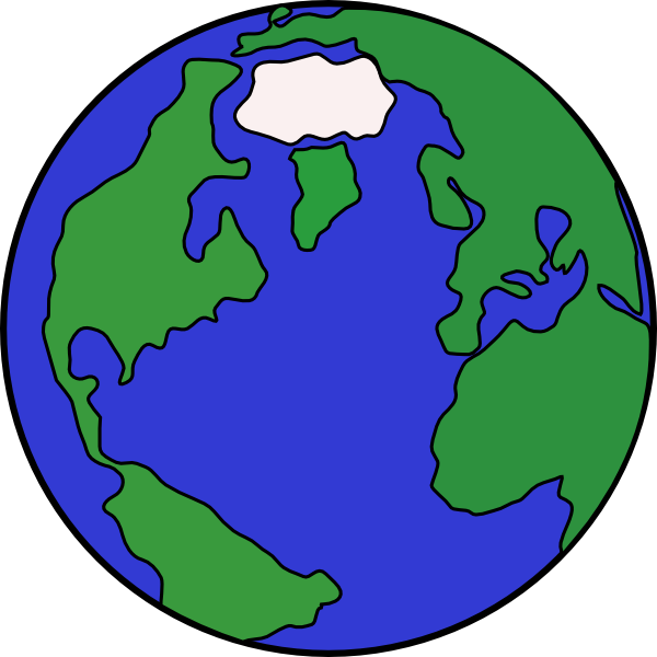 Drawing at getdrawings com. Flying clipart globe