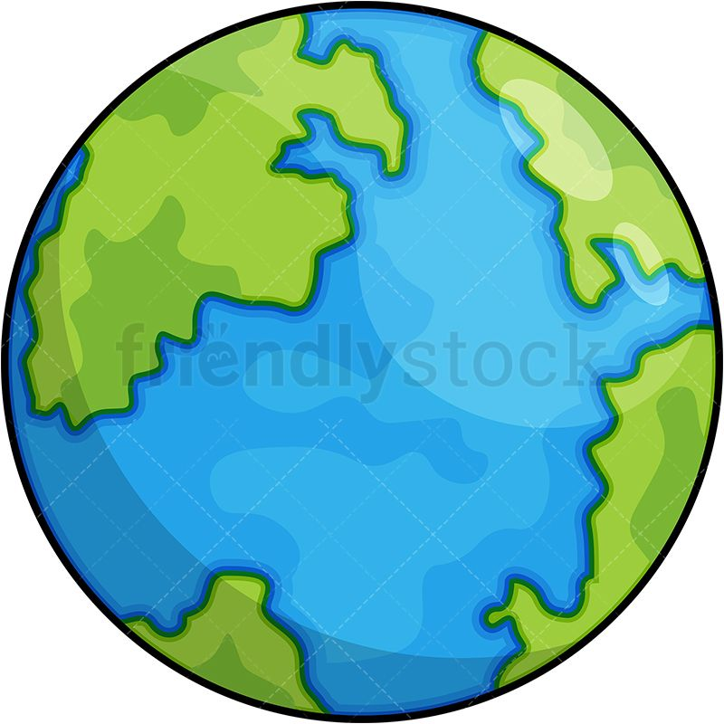 Planet clipart royalty free. Earth silhouette files vector