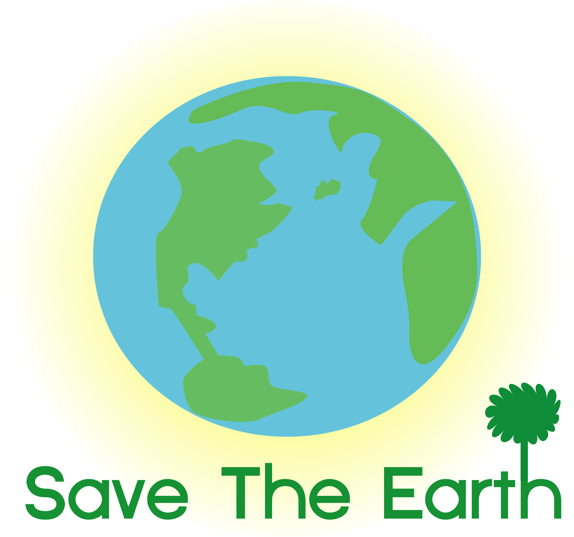 Save big image png. Clipart earth logo