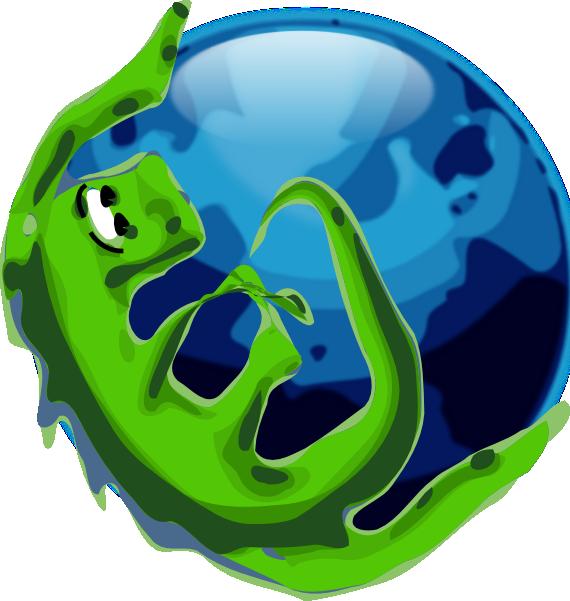 Alternate mozilla icon clip. Website clipart browser