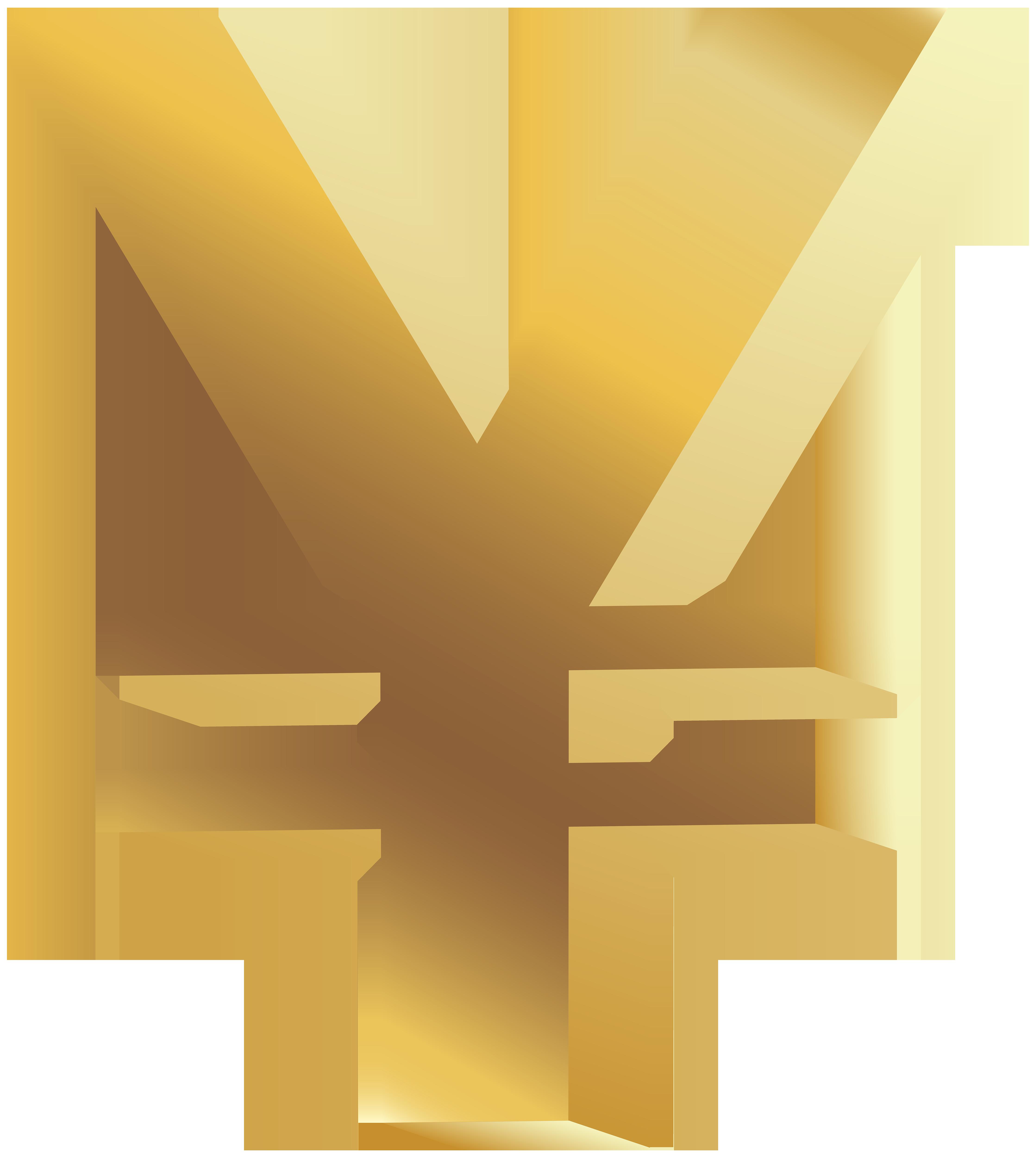 Hanukkah clipart coin. Yen symbol png clip