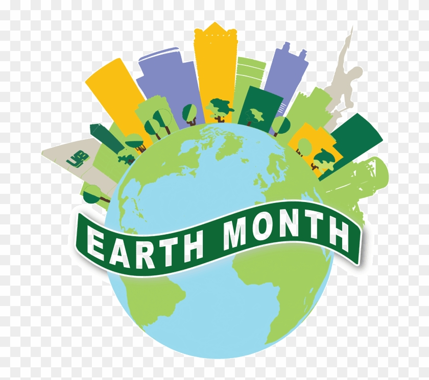 Clipart earth month. Free transparent png