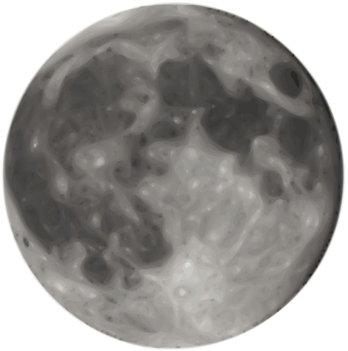 Night clipart lunar. Moon graphics of moons