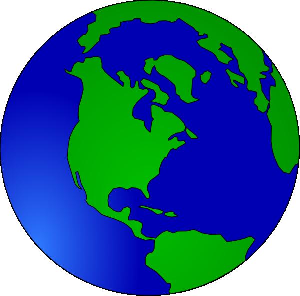 Clip art at clker. Clipart earth moon