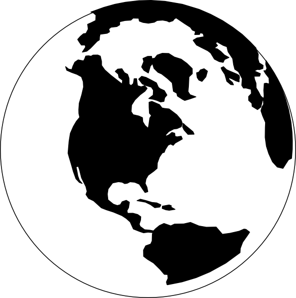 Clipart earth music.  collection of black