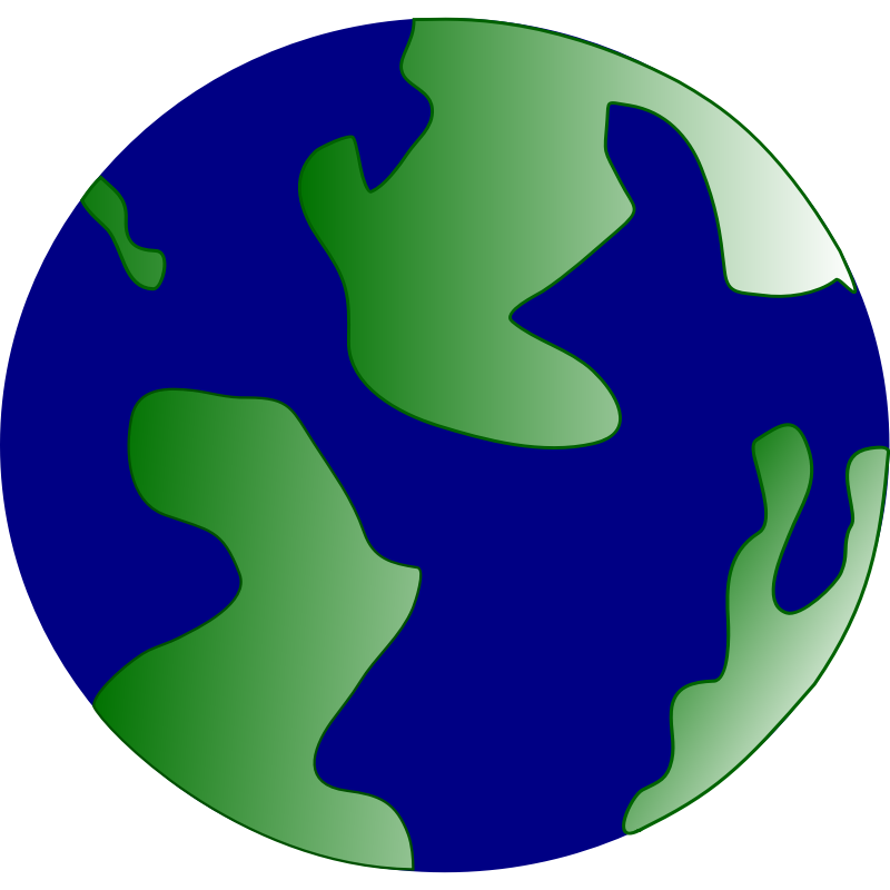 Clipart earth music. World geography free download