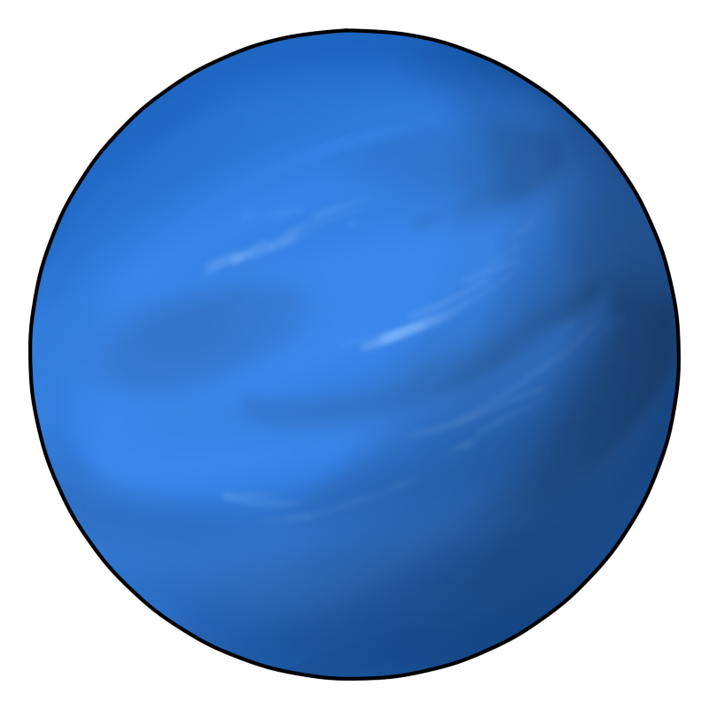 Astronomy craft projects nature. Color clipart blue