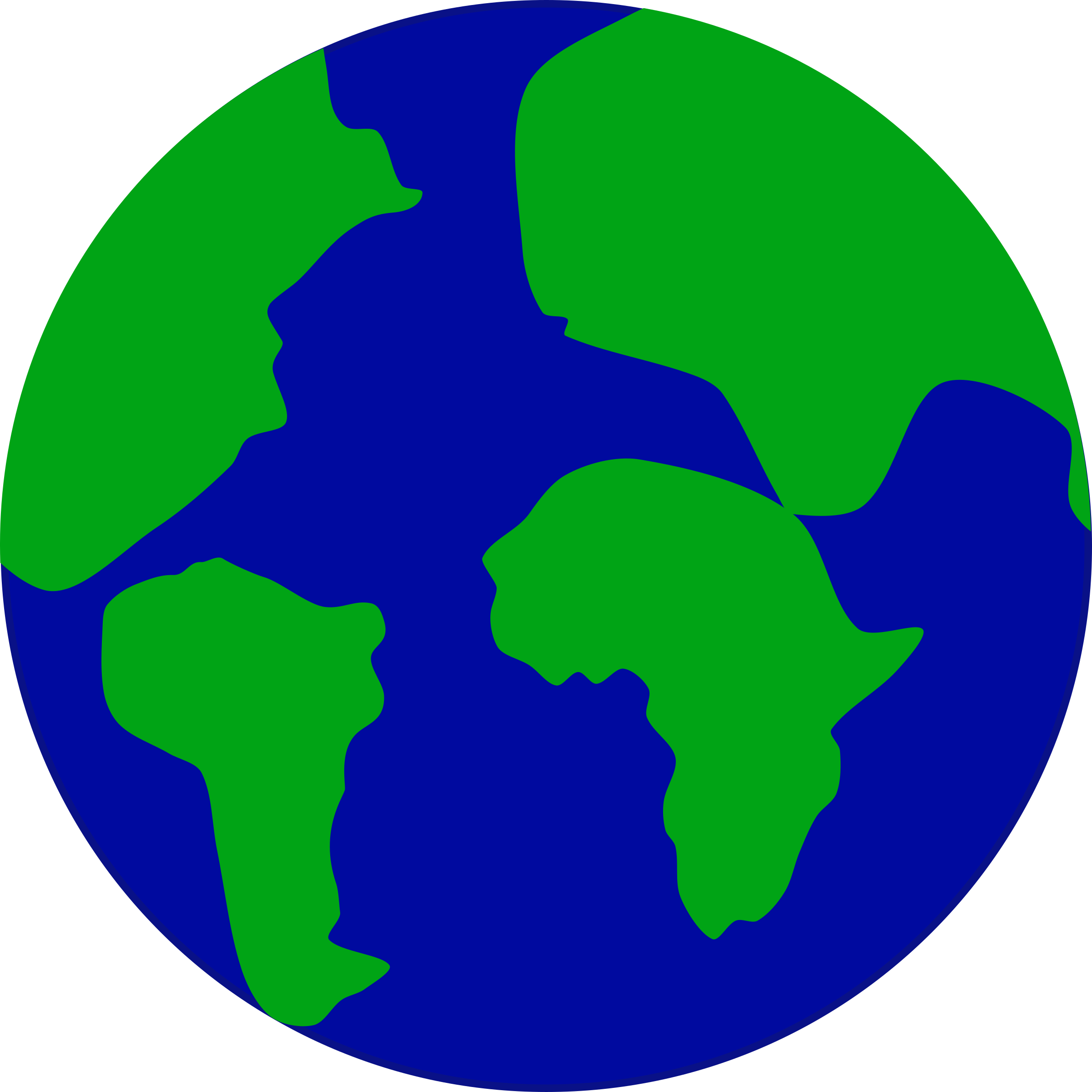 Heaven clipart drawing earth. With continents separated big
