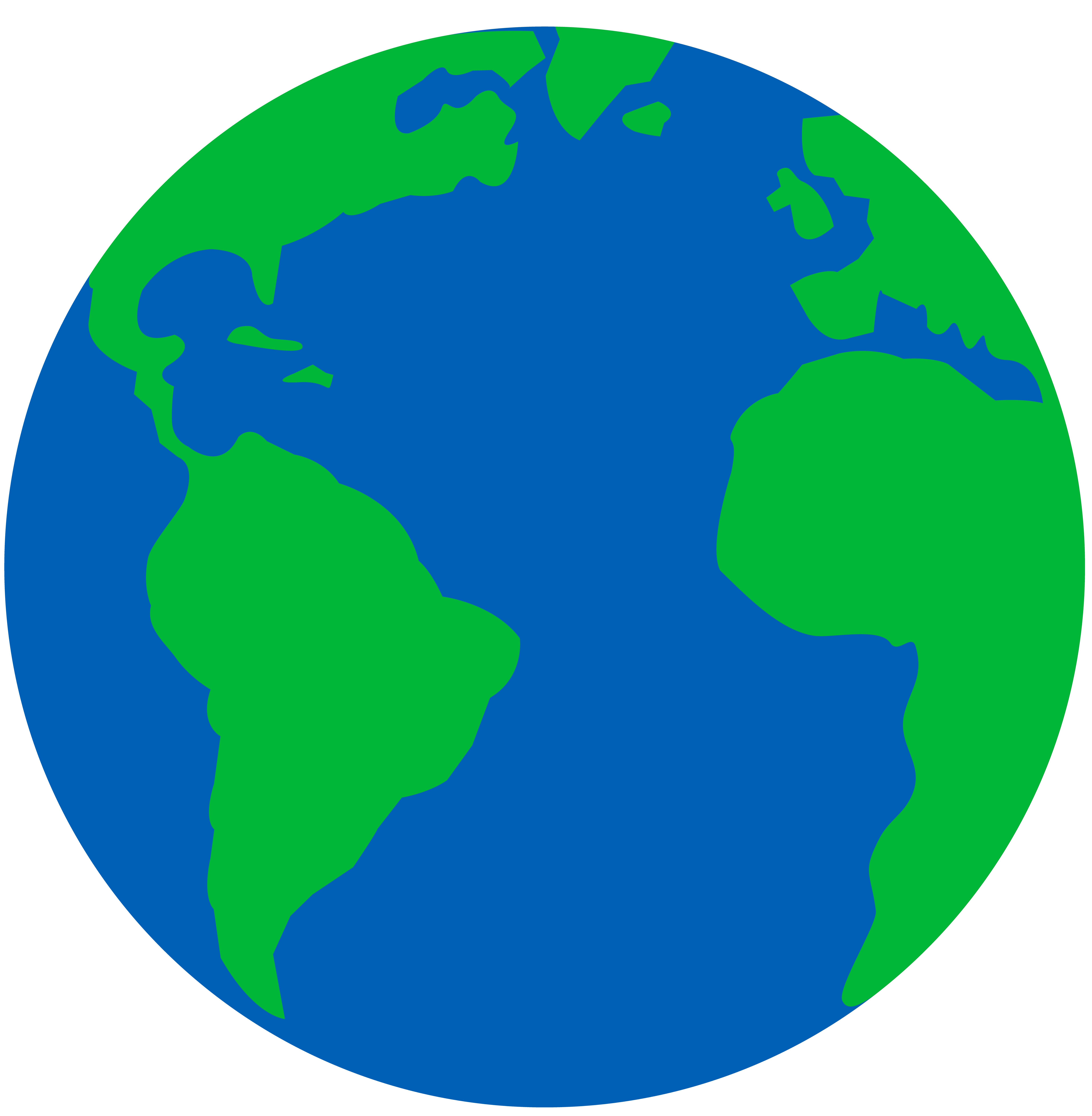 Simple earth drawing at. Planets clipart carton