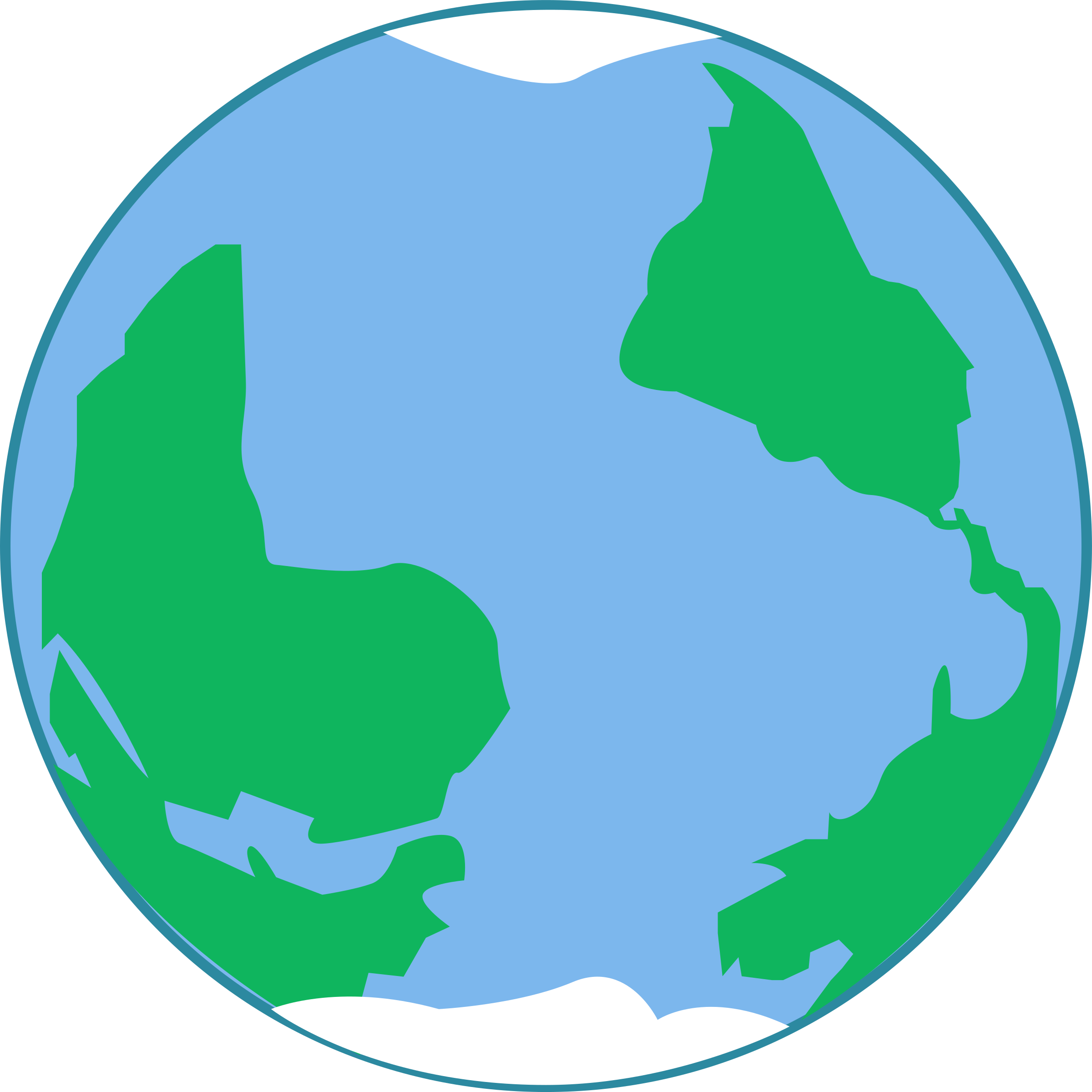 Planet clipart cartoon. Earth at getdrawings com