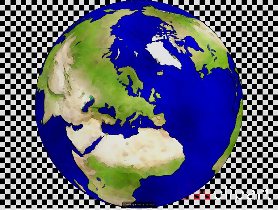 Planet clipart eath. Earth globe transparent