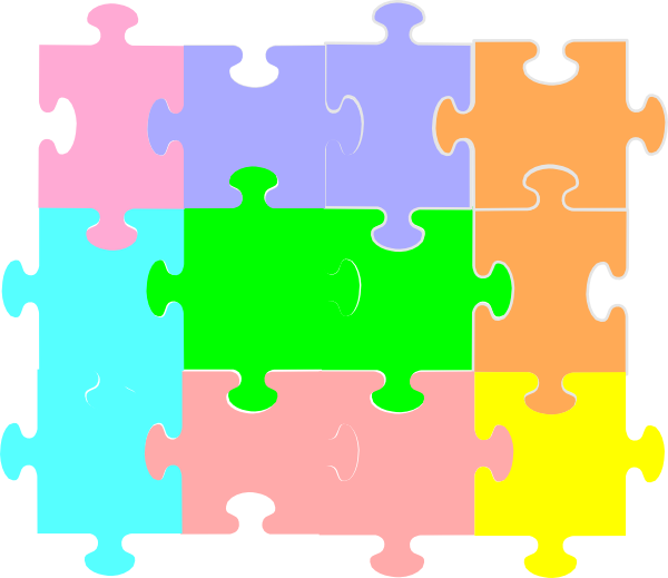Earth clipart puzzle. Jigsaw clip art at