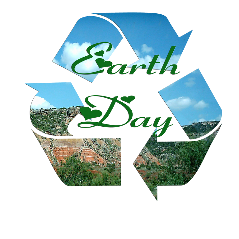 Day png transparent images. Clipart earth recycling