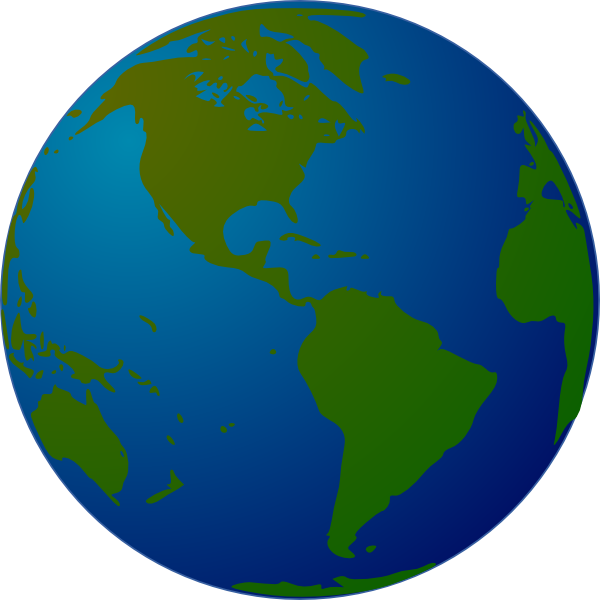Earth clip art at. Planet clipart blue planet