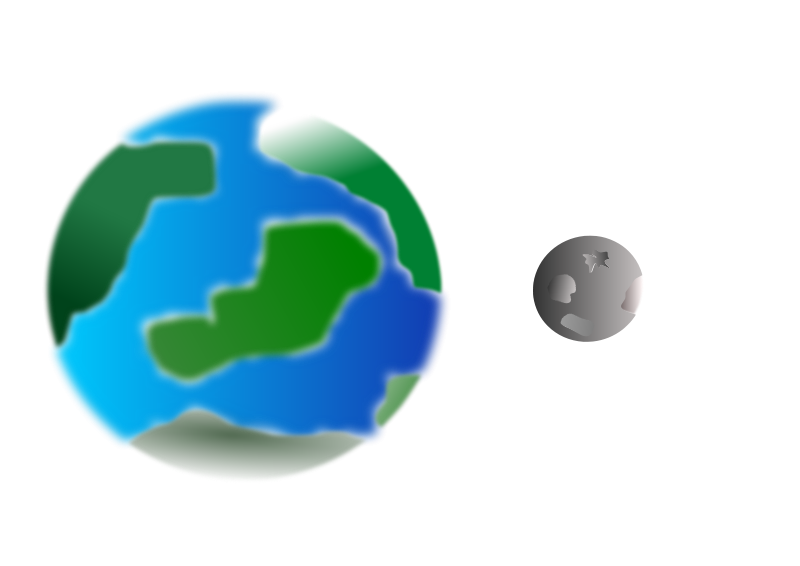 Planets clipart full moon. Earth frames illustrations hd