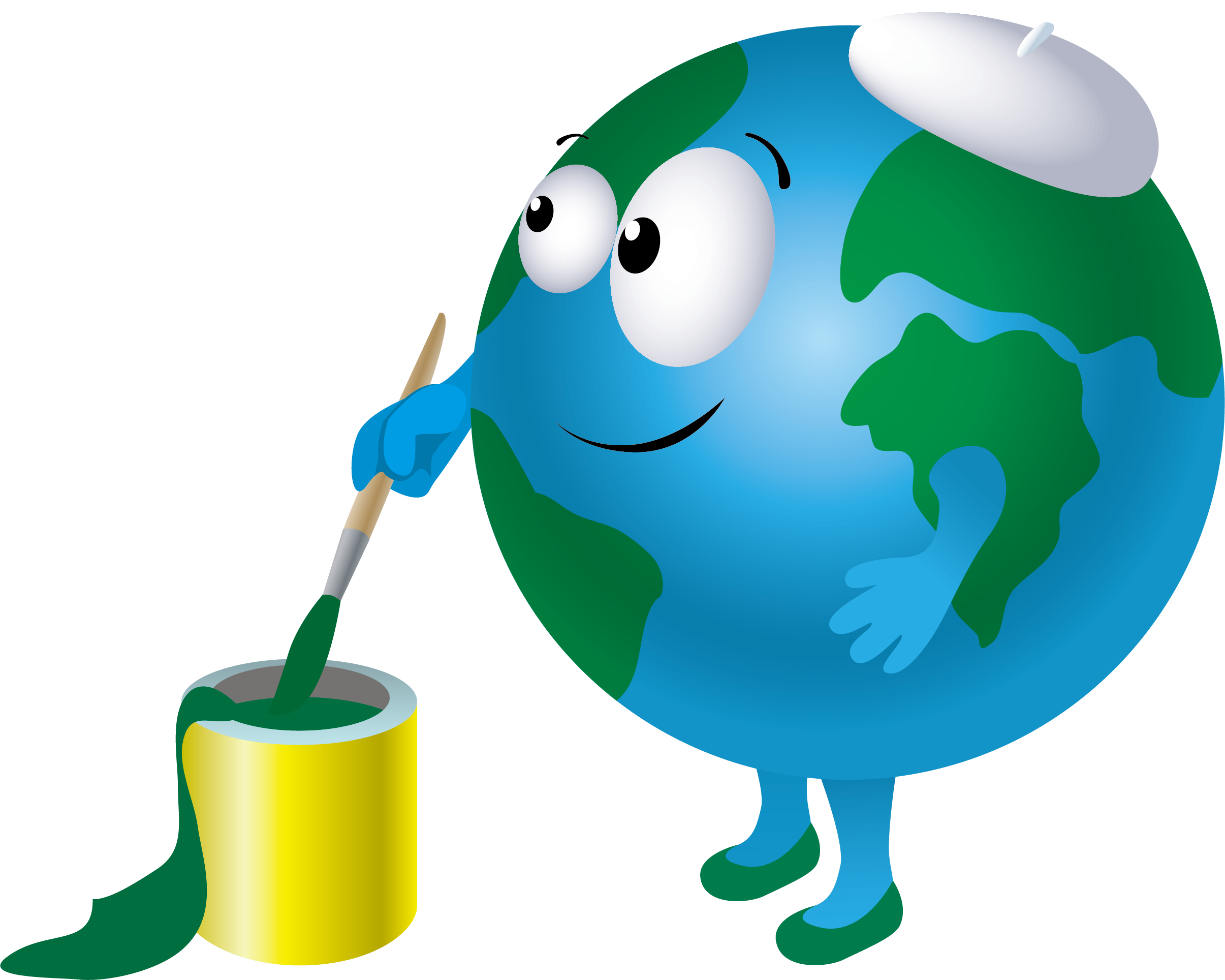 Saturn clip art painted. Planet clipart solar system