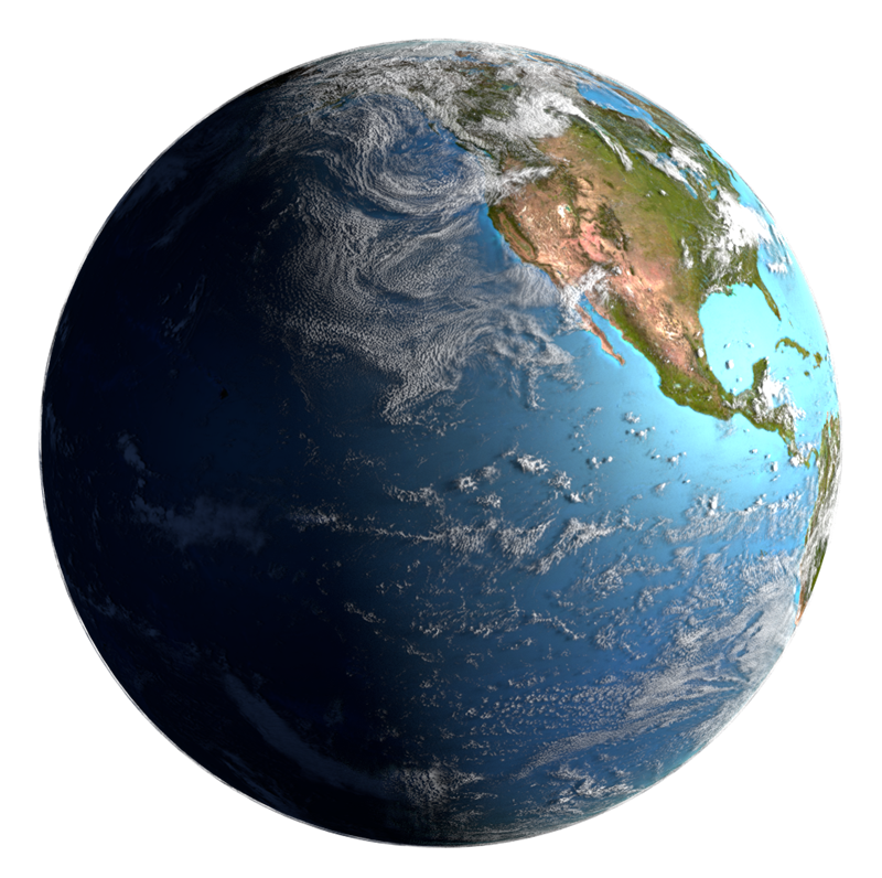 collection of and. Clipart earth space