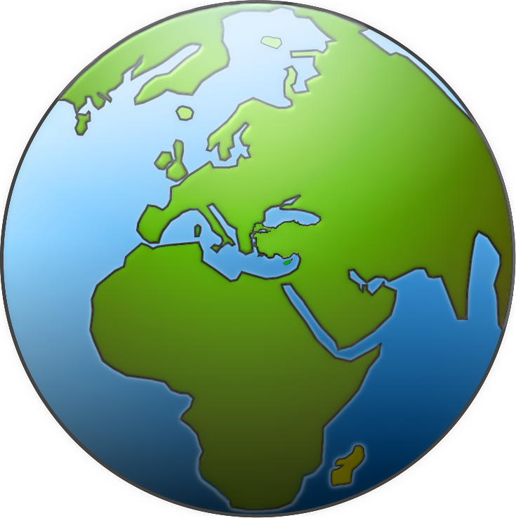 Free earth download clip. Clipart globe geography