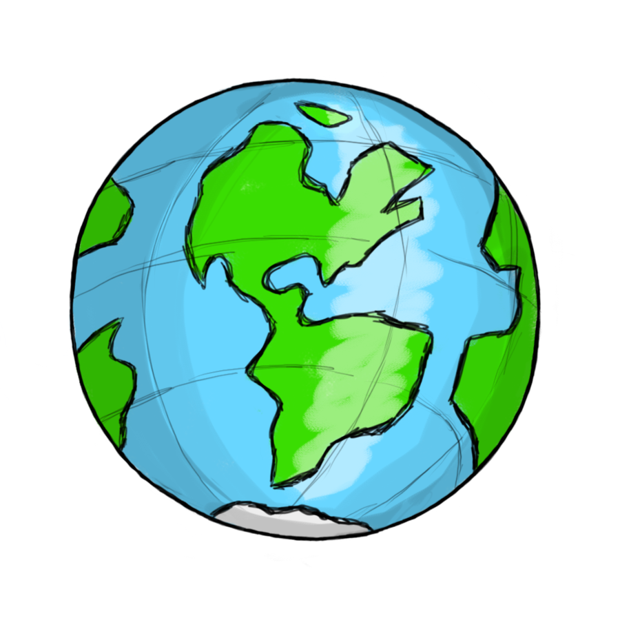 globe clipartlook free. Nickel clipart animated