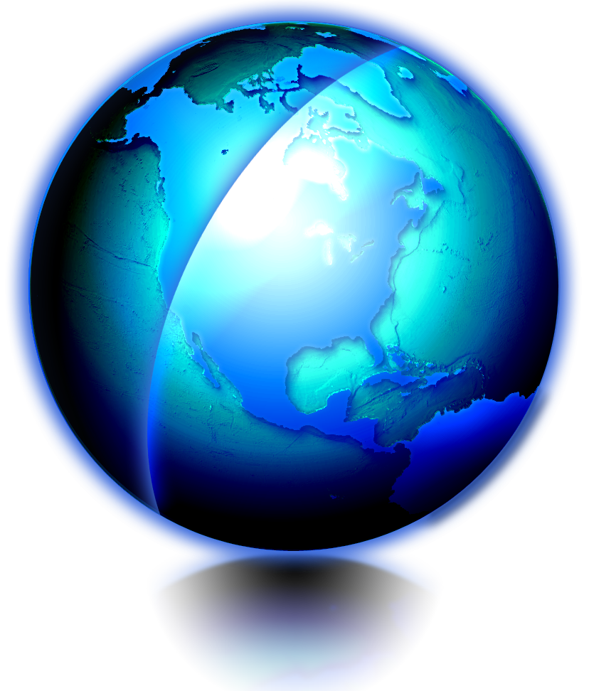 Internet free collection download. Clipart earth water