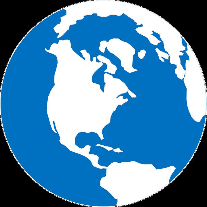 Earth usa pencil and. Globe clipart watercolor