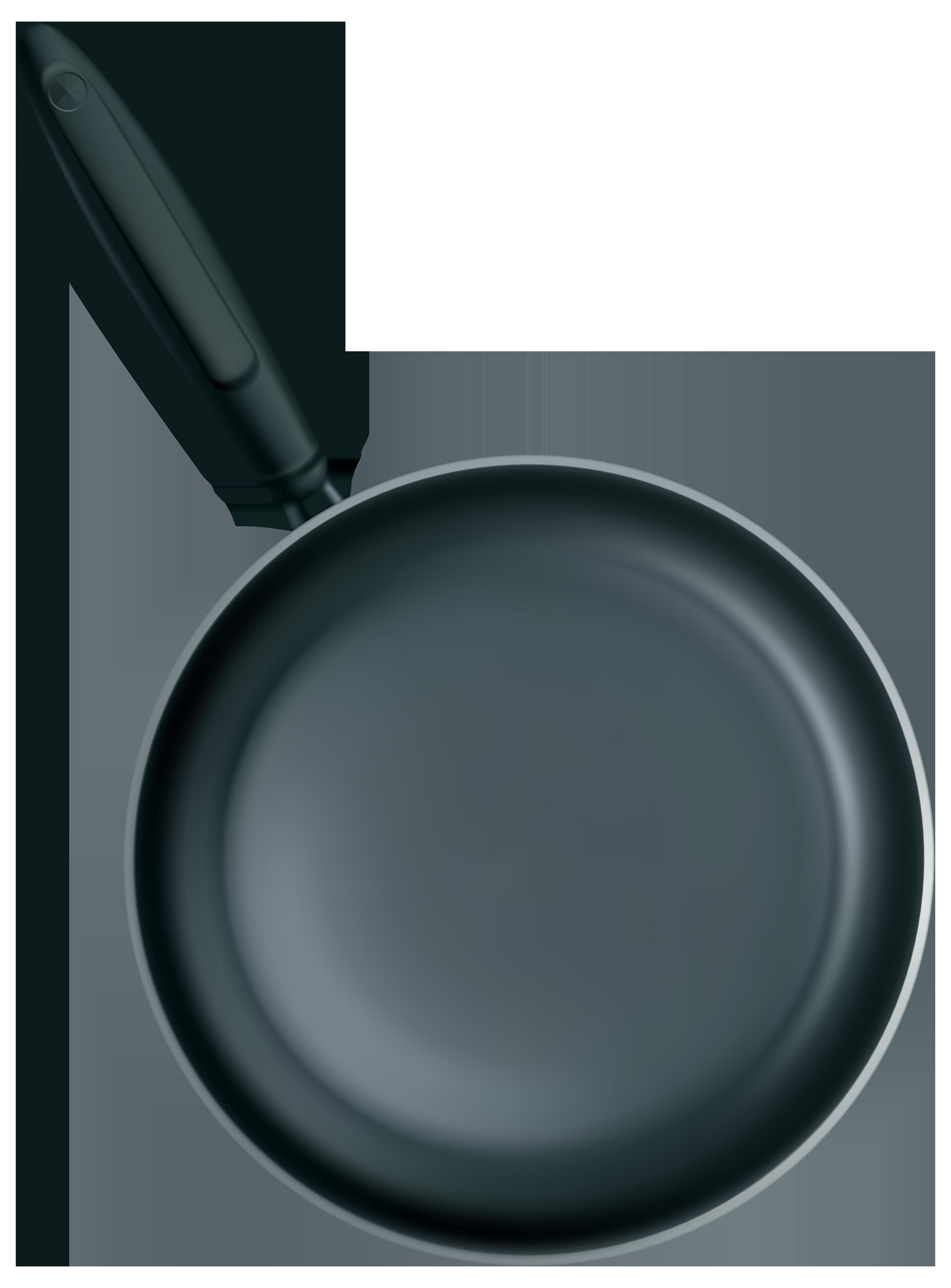 Black png best web. Fire clipart frying pan