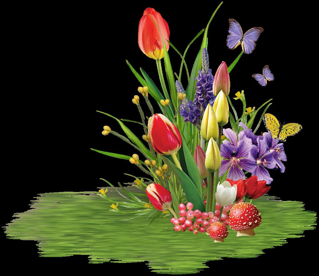 Pin by beulah ekkerd. Clipart easter bouquet
