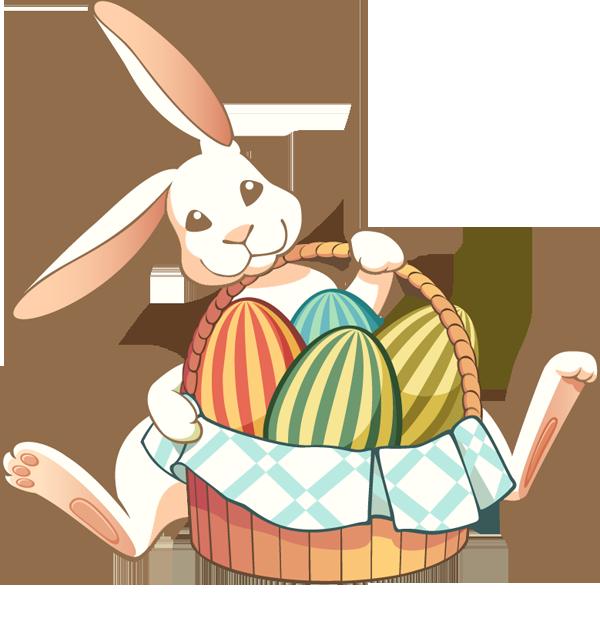 Clipart easter brunch. Celbrations events bunny
