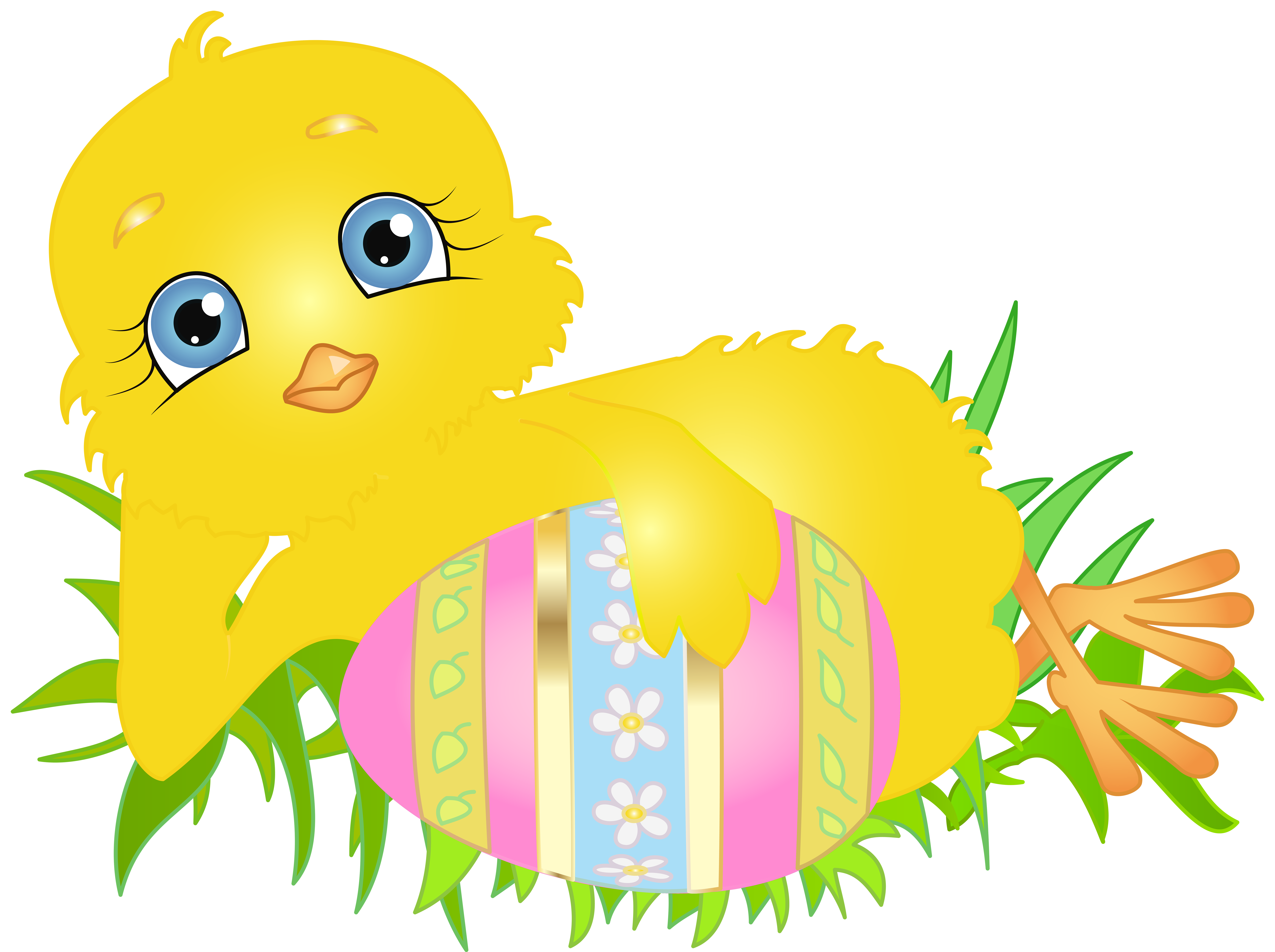 Clipart easter character. Chick with egg png