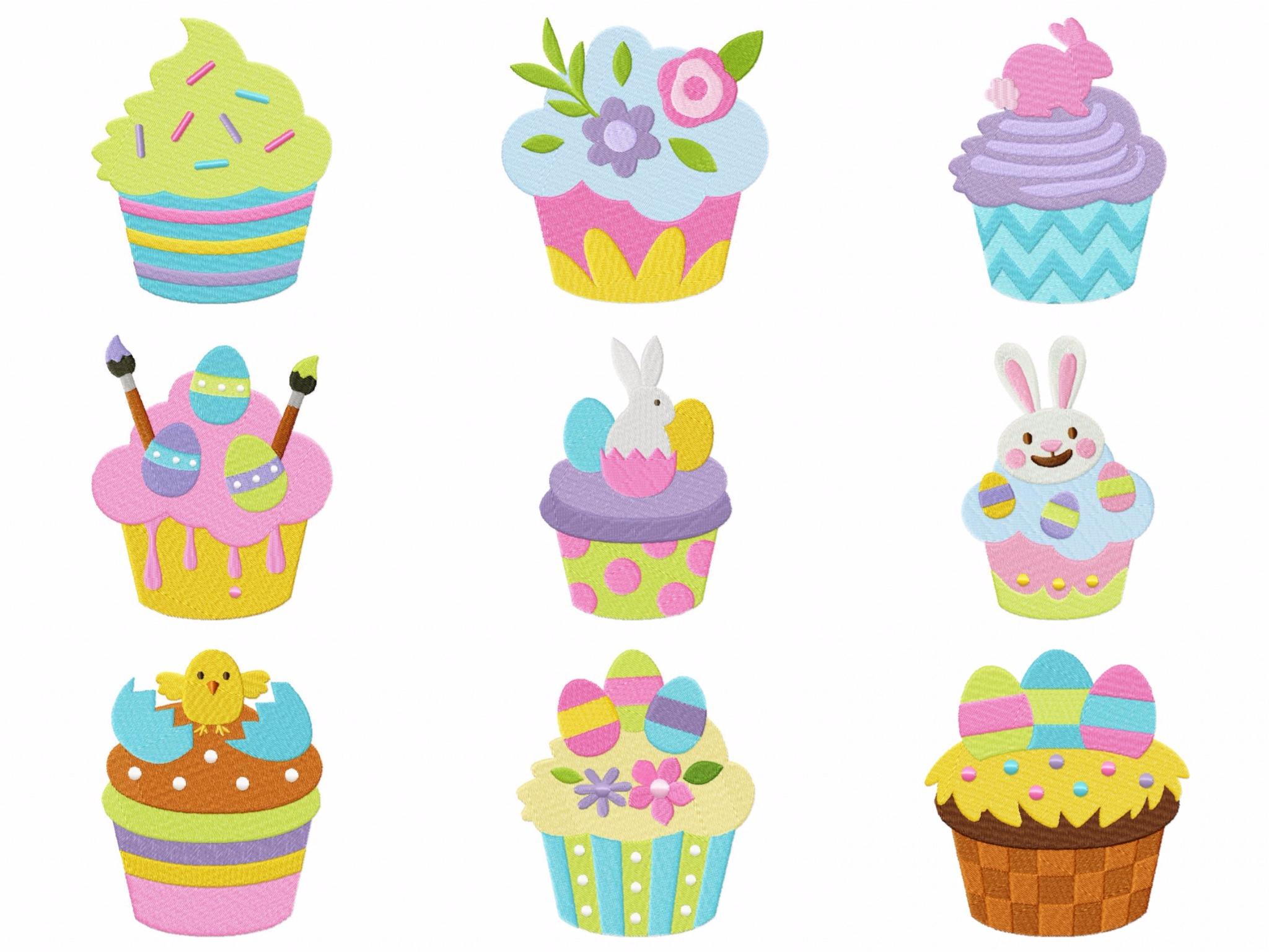 Free download clip art. Dessert clipart easter