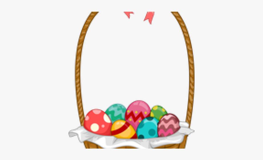 Transparent egg png . Clipart easter easter basket