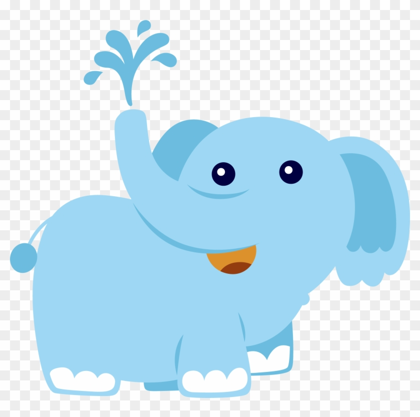 Elephants danielle moraes falcao. Clipart elephant easter