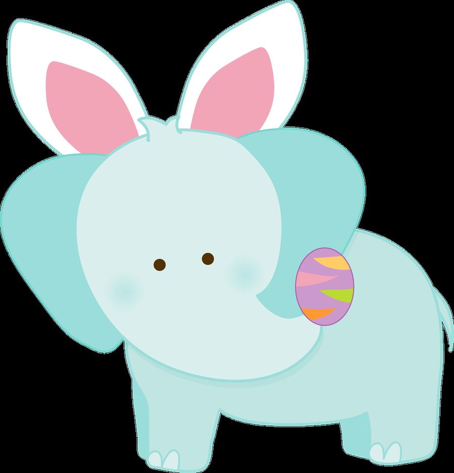 Clipart easter elephant. Pinterest clip art and