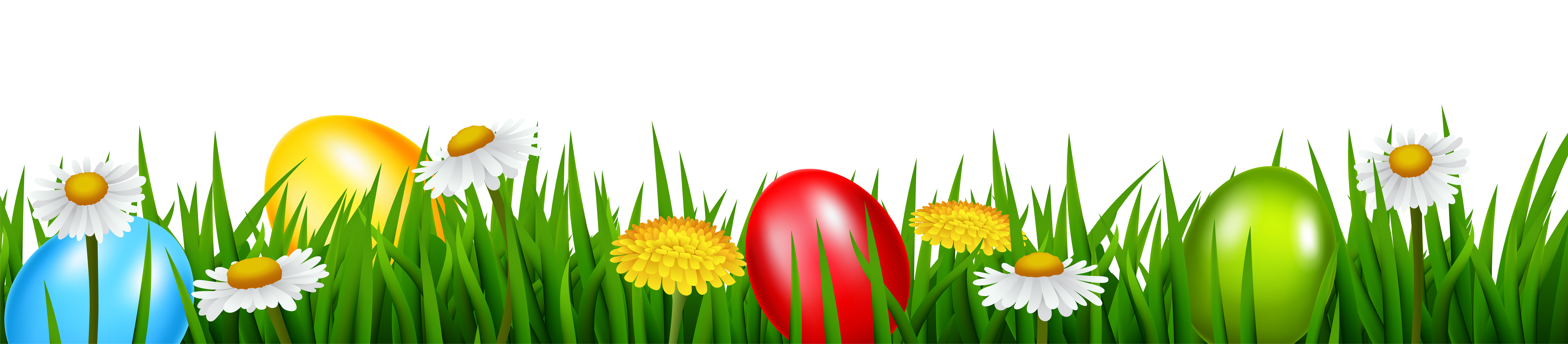 Clipart easter family. Grass transparent png clip