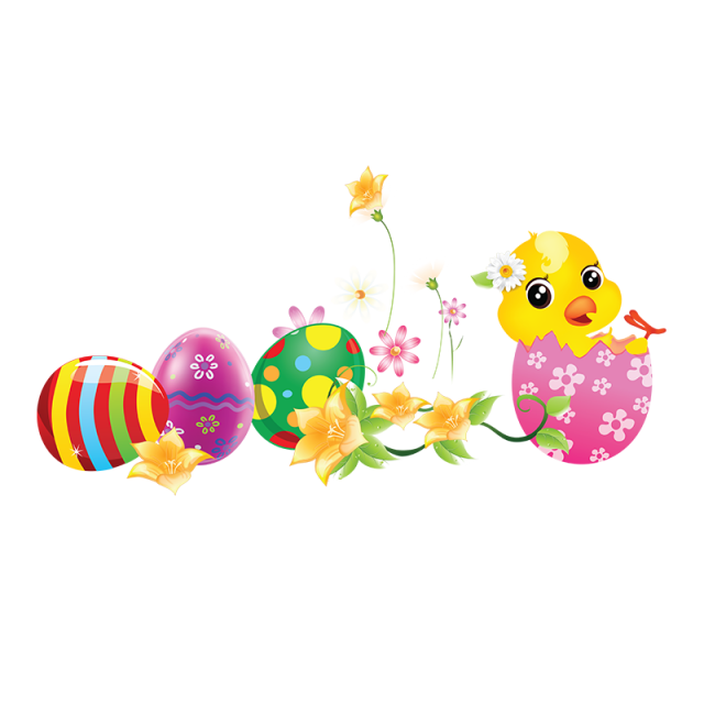 Clipart easter festival. Colorful egg s png