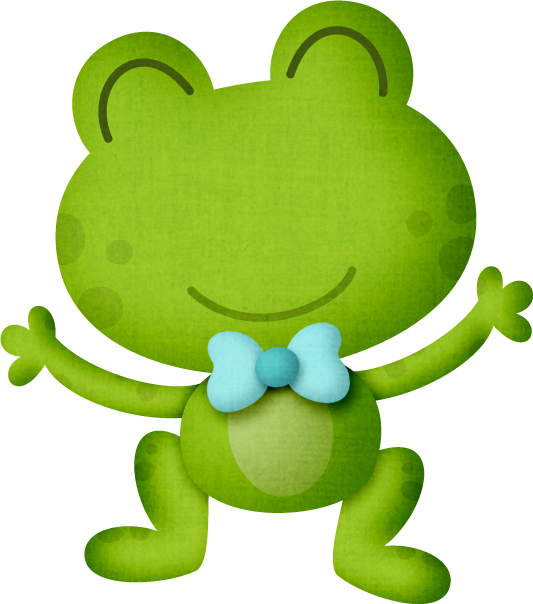 ab f b. Clipart frog easter