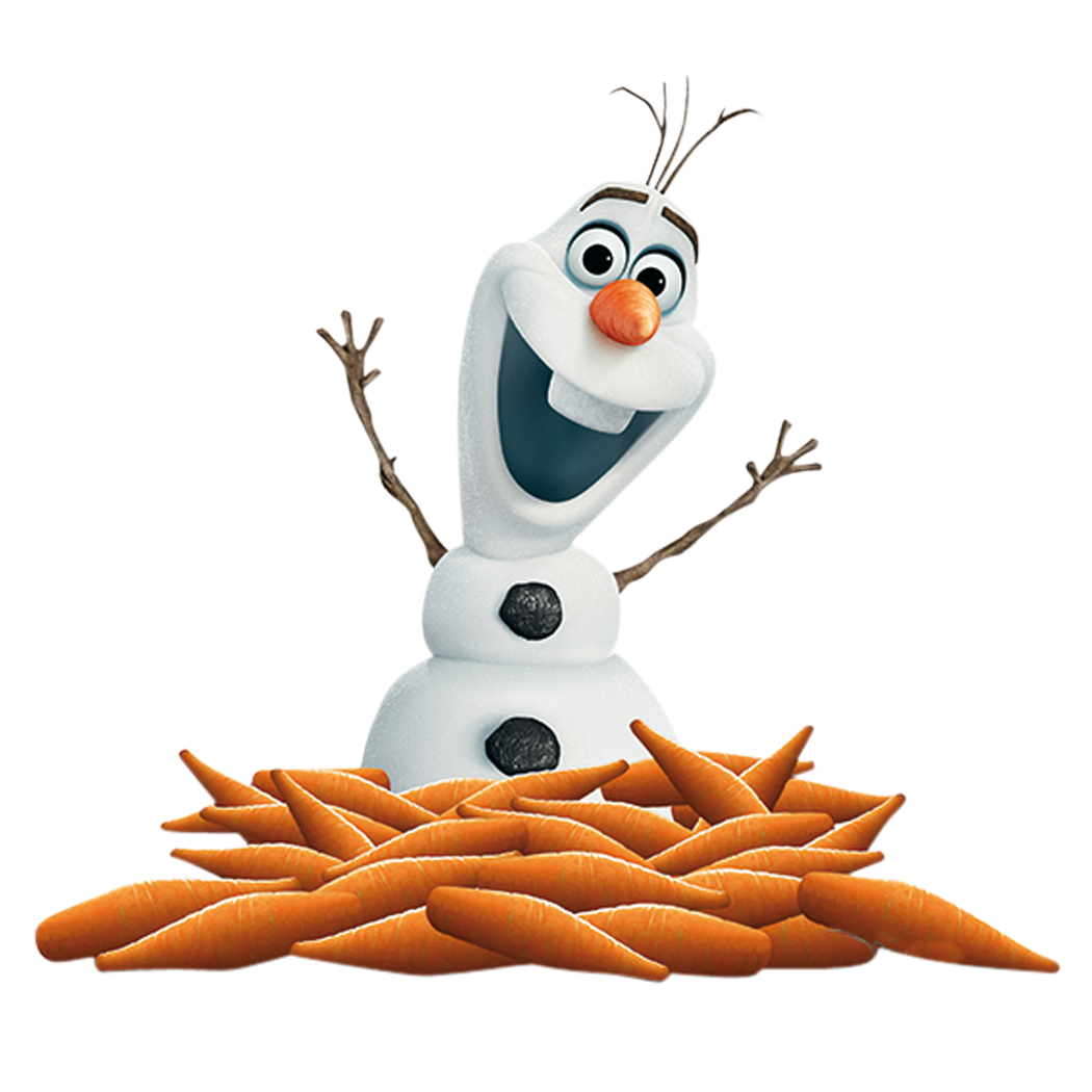 olaf clipart do you want to build a snowman