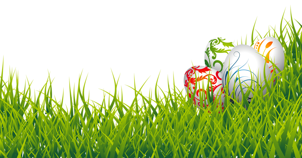 Eggs and png picture. Clipart easter grass